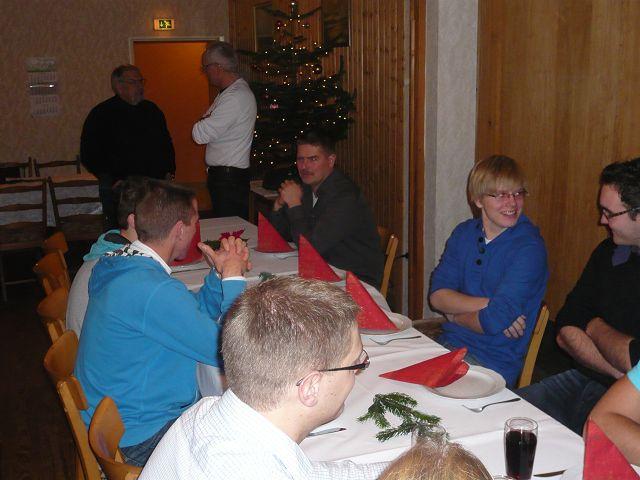 k-Weihnachtsfeier 2011